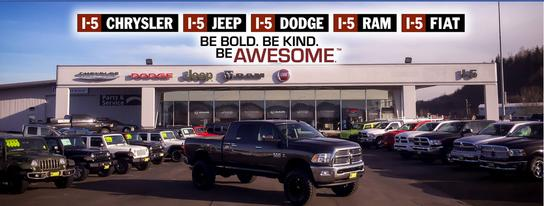 I-5 Chrysler Jeep Dodge Ram