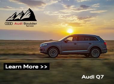 Audi Boulder Car Dealership In BOULDER CO Kelley Blue Book - Audi boulder