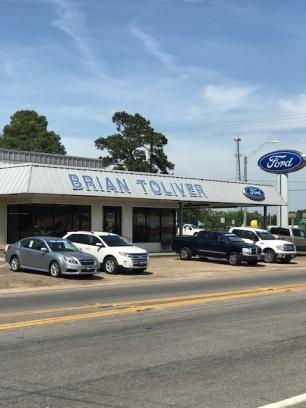 Brian Toliver Ford >> Brian Toliver Ford Of Quitman Car Dealership In Quitman Tx 75783