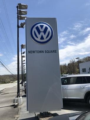 Volkswagen of Newtown Square 1