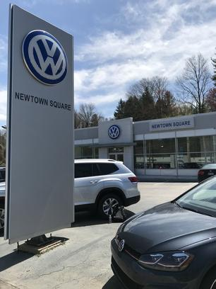 Volkswagen of Newtown Square