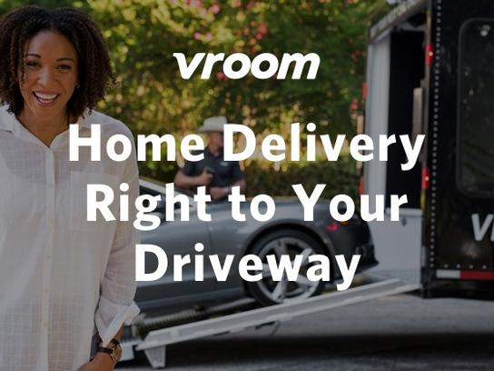 Vroom Online Only - Home Delivery 2