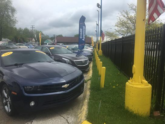 Road Runner Auto Sales Taylor >> Road Runner Auto Sales Car Dealership In Taylor Mi 48180 Kelley