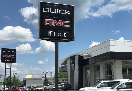 Rice Buick-GMC Inc 1