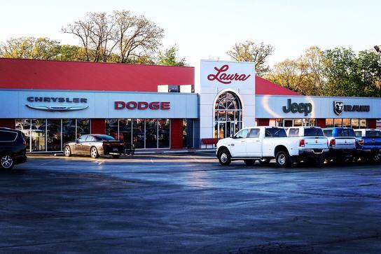 Laura Chrysler Dodge Jeep Ram of Sullivan car dealership ...