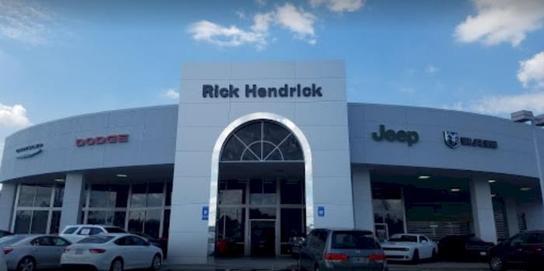 Rick Hendrick Chrysler Dodge Jeep Ram Duluth car ...