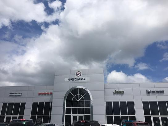 Chrysler Dodge Jeep Ram North Savannah