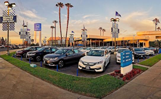 Honda World of Orange County