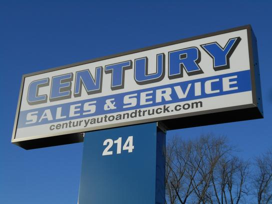 Century Auto and Truck Center 1