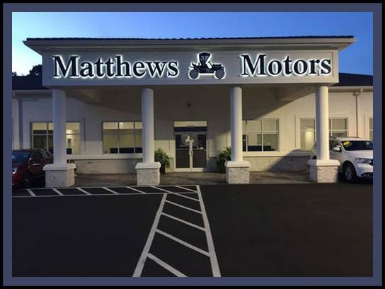 Matthews Motors Wilmington