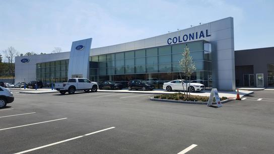 Colonial Ford 3