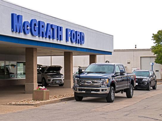 Mcgrath Cedar Rapids >> Mcgrath Ford Hyundai Car Dealership In Cedar Rapids Ia 52402 3142