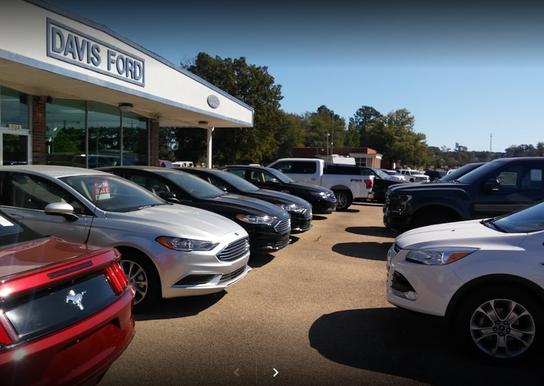 Ford Dealerships In Mississippi >> Davis Ford Car Dealership In Fulton Ms 38843 1029 Kelley