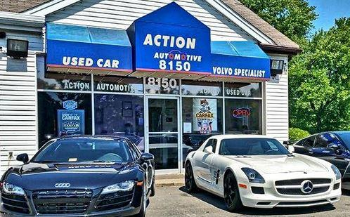 Action Pre-Owned Cars