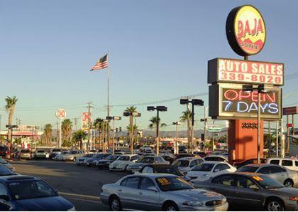 Baja Auto Sales >> Baja Auto Sales East Car Dealership In Las Vegas Nv 89104