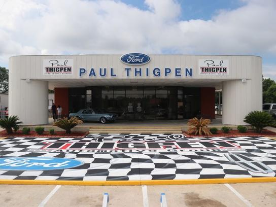 Paul Thigpen Ford Lincoln 1