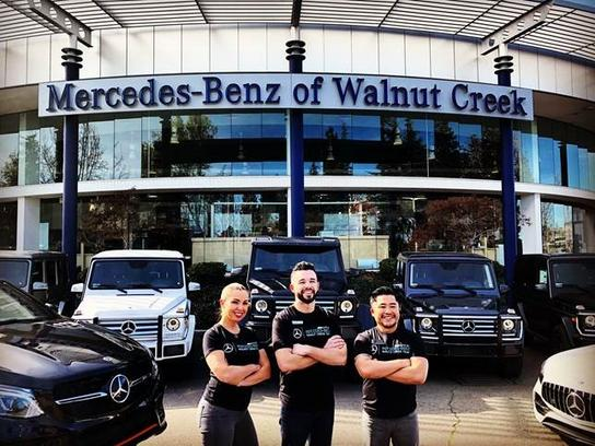 Mercedes Benz Of Walnut Creek