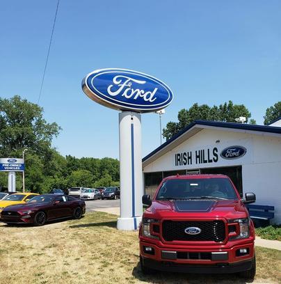 Ford Dealership Brooklyn >> Irish Hills Ford Car Dealership In Brooklyn Mi 49230 9600