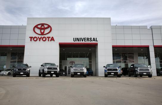 Toyota San Antonio Tx >> Universal Toyota Car Dealership In San Antonio Tx 78233 Kelley
