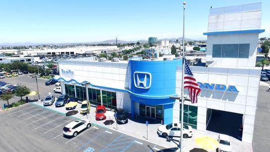 San Diego Honda >> Pacific Honda Car Dealership In San Diego Ca 92111 Kelley