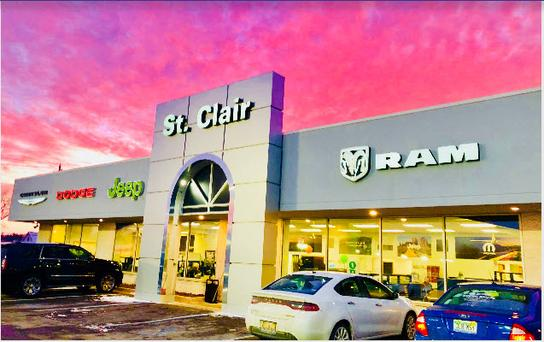 St. Clair Chrysler Jeep Dodge Ram