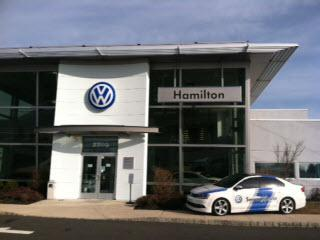 Hamilton Volkswagen Car Dealership In Hamilton Square Nj