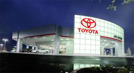 Jim Hudson Toyota Car Dealership In Irmo Sc 29063 2854 Kelley Blue Book
