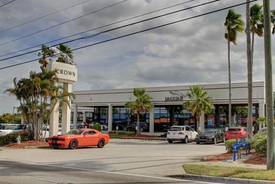 crown jaguar car dealership in saint petersburg fl 33714 1251 kelley blue book. Black Bedroom Furniture Sets. Home Design Ideas