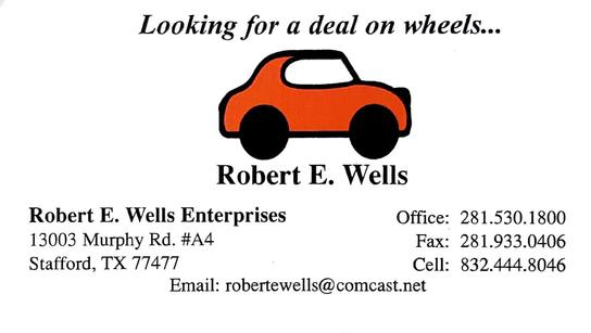 Robert E. Wells Enterprises 1
