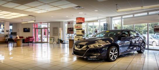 Hudson Nissan of Charleston