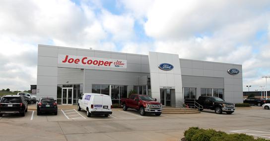 Joe Cooper Ford >> Joe Cooper Ford Of Edmond Car Dealership In Oklahoma City