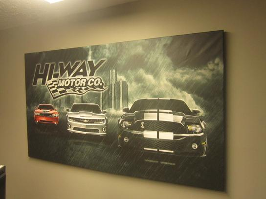 Hi-Way Motor Company