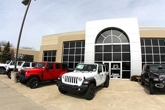 Crown Chrysler Dodge Jeep Ram Dublin