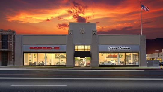 Rusnak Pasadena Porsche