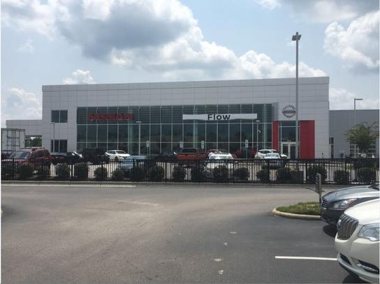Perfect Flow Nissan Of Fayetteville