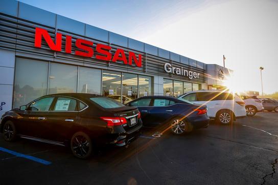 Grainger Nissan of Anderson car dealership in ANDERSON, SC ...