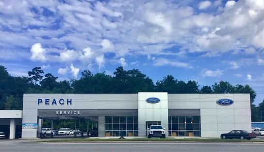 Jim Peach Motors Ford