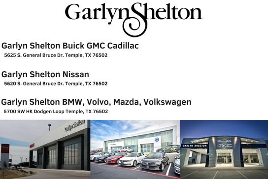 Garlyn Shelton Nissan >> Car Dealership Specials At Garlyn Shelton In Temple Tx