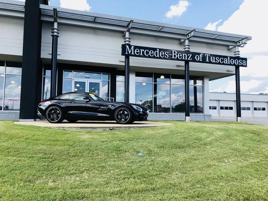 Mercedes Benz Of Tuscaloosa