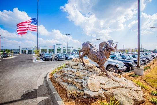Jim Glover Dodge Chrysler Jeep Ram Fiat Car Dealership In