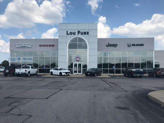 Lou Fusz Jeep >> Lou Fusz Chrysler Jeep Dodge Ram Fiat Car Dealership In O