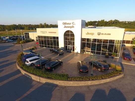 Oliver C. Joseph Chrysler Dodge Jeep RAM 1