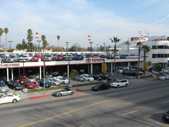 North Hollywood Toyota 1