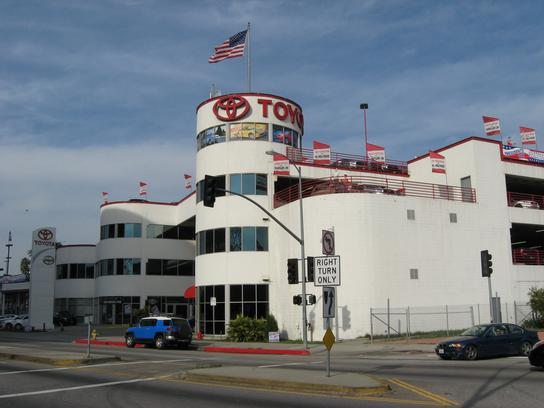North Hollywood Toyota Car Dealership In North Hollywood, CA 91602 | Kelley  Blue Book