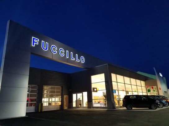 Fuccillo Ford of Seneca Falls car dealership in Seneca Falls