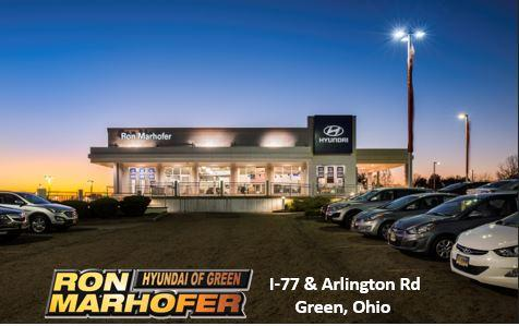 Ron Marhofer Hyundai Of Green Car Dealership In Akron Oh 44312