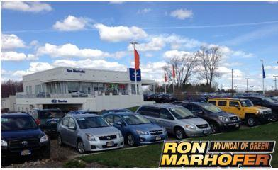 Car Dealership Specials At Ron Marhofer Hyundai Of Green In Akron