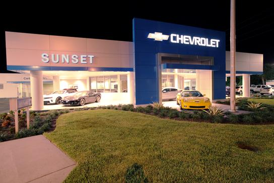 Sunset Chevrolet Buick GMC I-75 / Exit 207