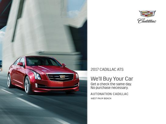 AutoNation Cadillac West Palm Beach