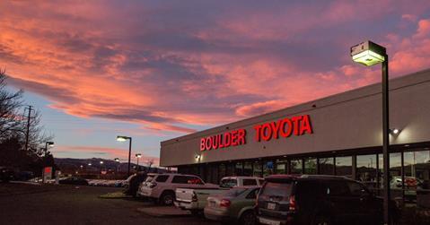 Larry H. Miller Toyota Boulder
